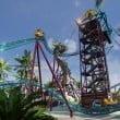"""Busch Gardens Tampa: lavori in corso per """"Cobra's Curse"""""""