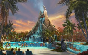universal volcano bay artwork 2015