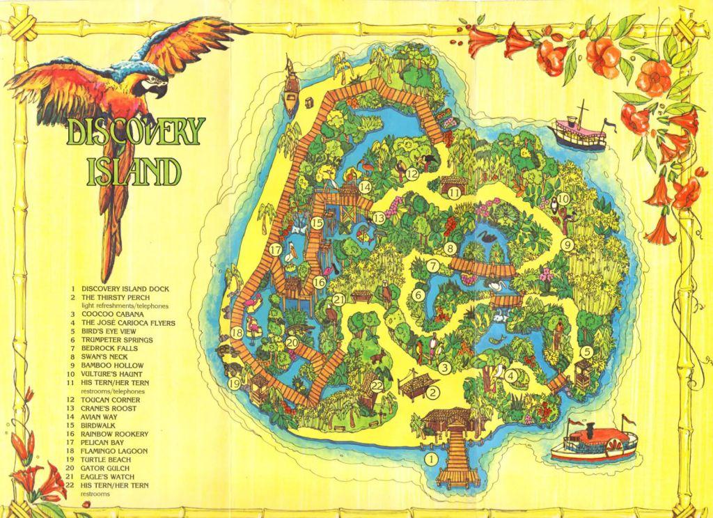Discovery Treasure Island