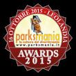 """Il 16 ottobre i """"Parksmania Awards 2015"""" a Leolandia"""