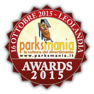 Logo Parksmania Awards 2015