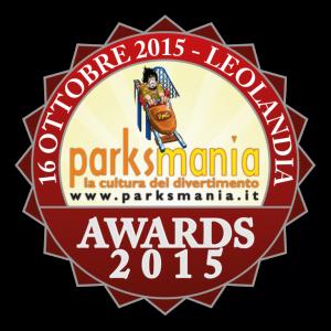 Logo Parksmania Awards 2015