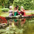parco giardino sigurta Cosplay_2