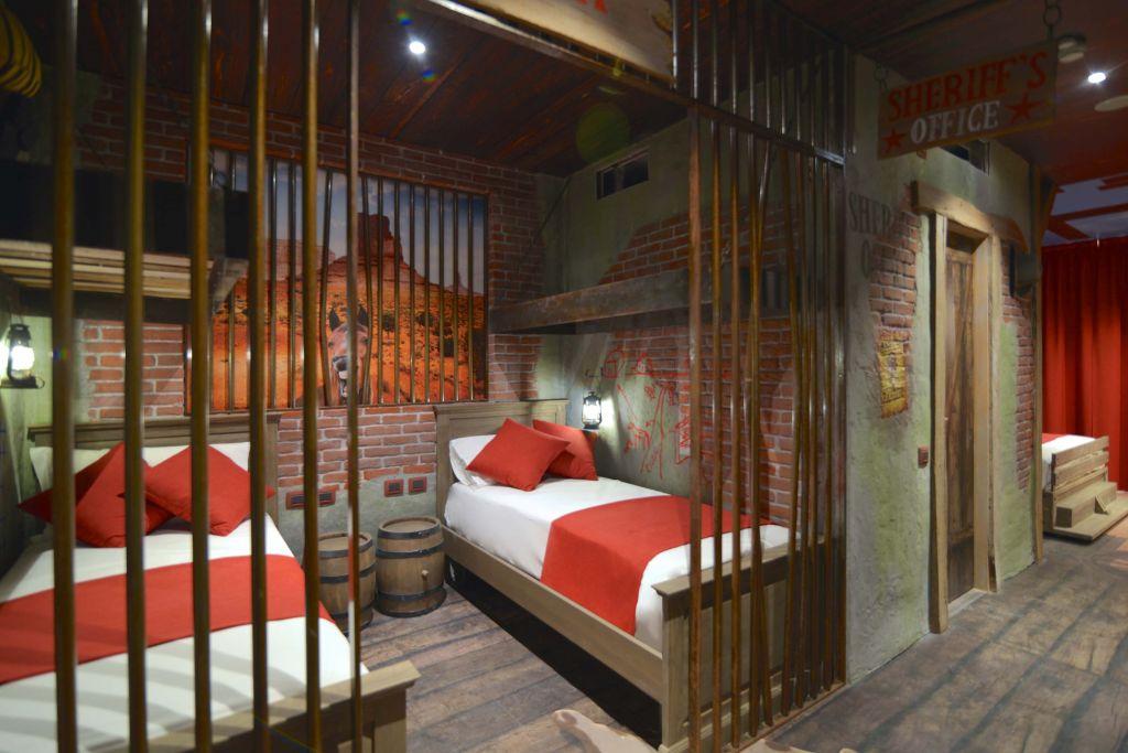 Camere Disneyland Hotel : Gardaland: le prime foto delle camere del nuovo hotel parksmania