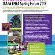 IAAPA-EMEA Spring Forum 2016 e Parksmania Awards Special Edition
