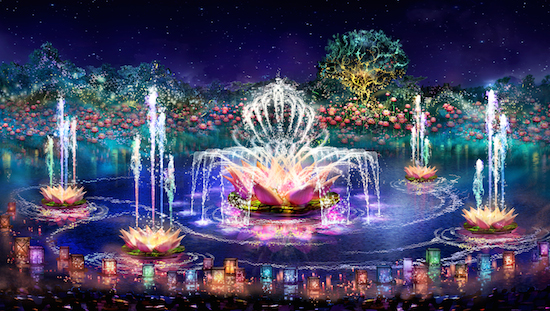 Disney Animal Kingdom Anticipazione Di Quot Rivers Of Light Quot Parksmania