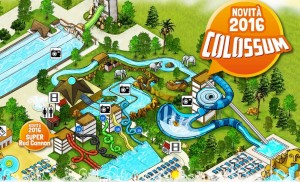 etnaland acquapark novita 2016 mappa