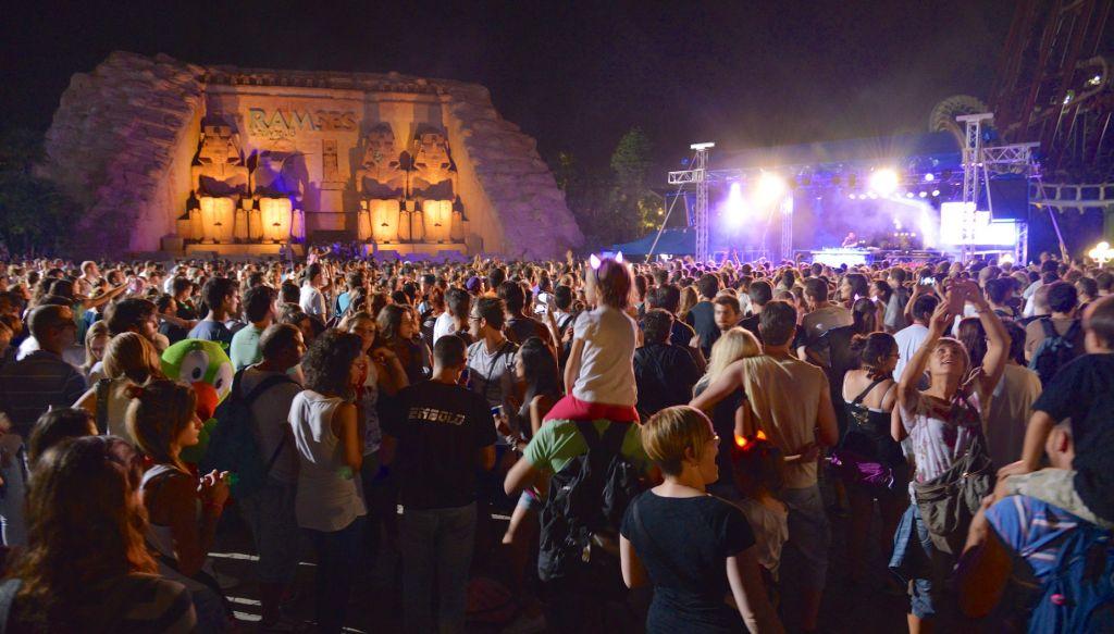 Gardaland notte bianca il 18 giugno parksmania for Notte bianca udine 2016