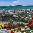 Portaventura: il cantiere di Ferrari Land