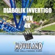 "Movieland: il video POV in 4K di ""Diabolik Invertigo"""