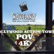 "Movieland: il video POV in 4K di ""Hollywood Action Tower"""