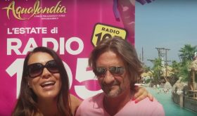 aqualandia radio 105 2016