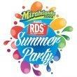 """Mirabilandia: """"RDS Summer Party"""" il 27 agosto"""