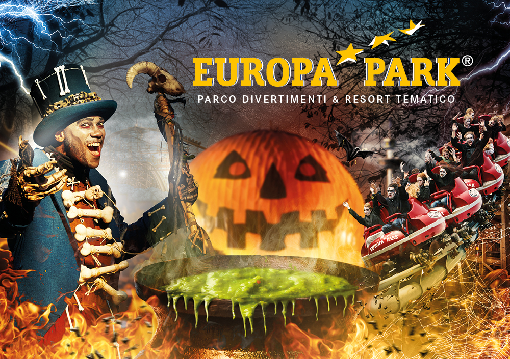 europa park gli eventi di halloween parksmania. Black Bedroom Furniture Sets. Home Design Ideas