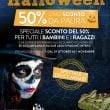 Acquario di Livorno: promozione di Halloween