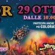 """Miragica: """"Color Party"""" il 29 ottobre"""