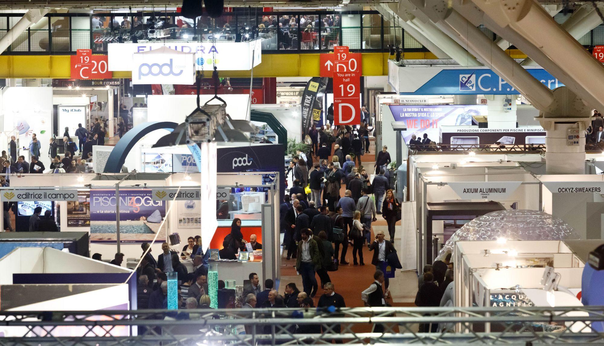 Expo Stand Belgio : Forumpiscine i dati finali parksmania