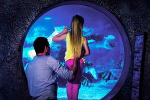 Festa del papà a Lido di Jesolo SEA LIFE Aquarium 2017