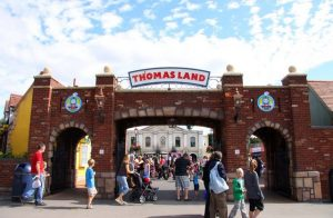 drayton manor thomas-land