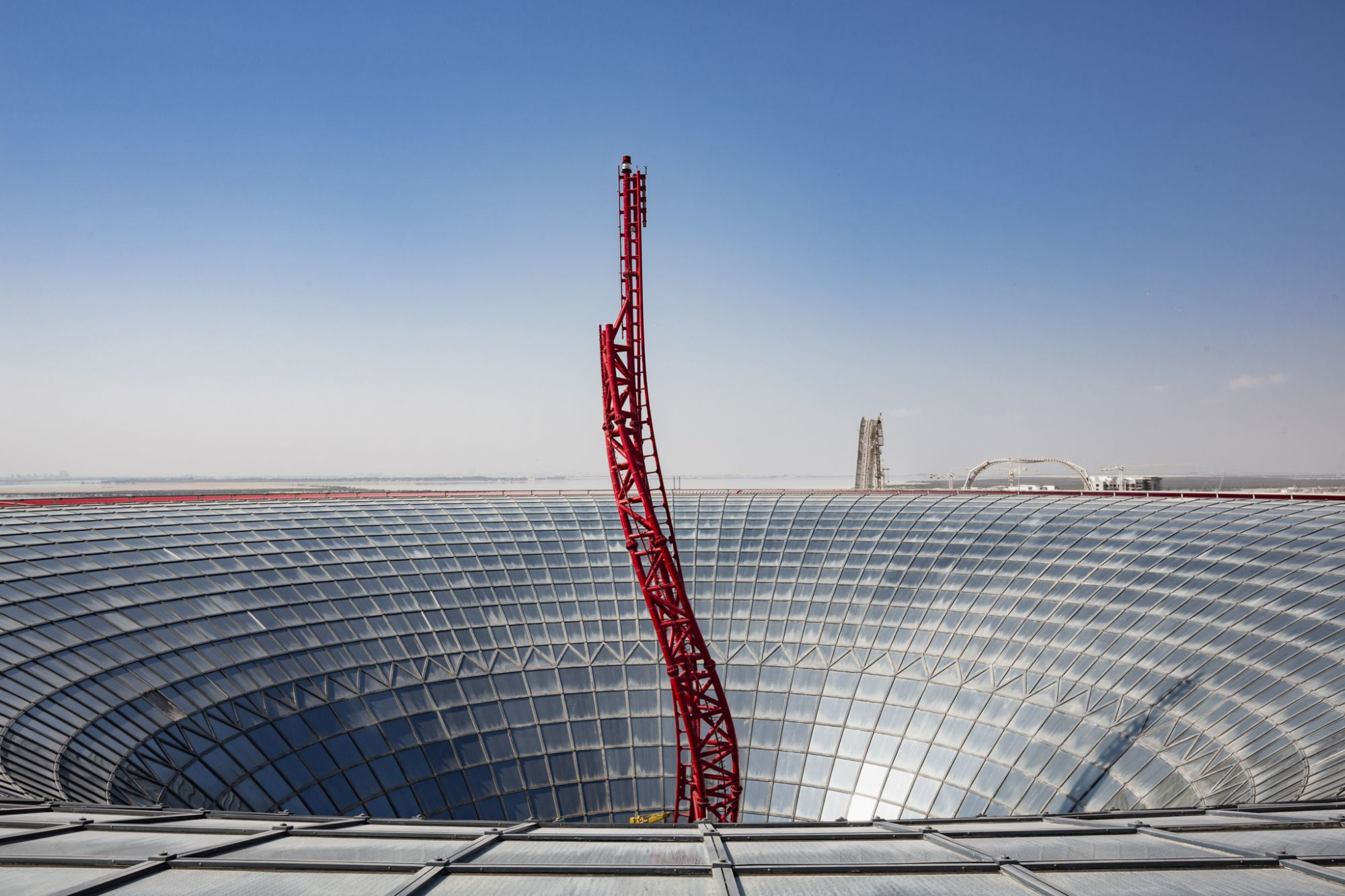 Ferrari World Abu Dhabi Officially Opens Its Latest