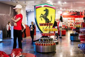 Ferrari Land_Official Ferrari Land Store