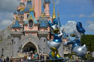 Disneyland PAris Gift 25th