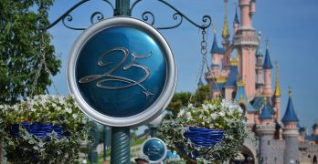 Disneyland Paris 25th