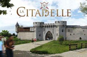 puy du fou hotel La Citadelle