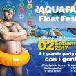 "Aquafarm: ""Aquafarm Float Festival"" il 2 settembre"