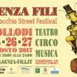 """Parco di Pinocchio: lo Street Festival """"Senza Fili"""""""