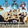 "Cinecittà World: Festa dei ""Cosplay"""