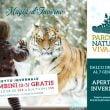 Parco Natura Viva: apertura invernale