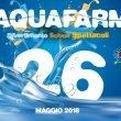 Aquafarm: apertura stagione 2018 dal 26 maggio