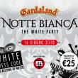 """Gardaland: """"The White Party"""" il 16 giugno"""