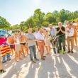 """Parco Cavour: inaugurata """"Palm Beach"""""""