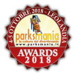 Parksmania Awards 2018: the Prizes to the European Parks