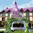 Gardaland: il Gardaland Magic Hotel svelato in 3D