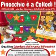 Parco di Pinocchio: il programma degli Eventi del weekend
