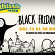 "Mirabilandia: è tempo di ""Black Friday Weeks"""