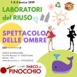 Parco di Pinocchio: Laboratori di Riuso e Spettacolo delle Ombre