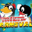 Zoomarine: si inizia la nuova stagione con il Carnevale