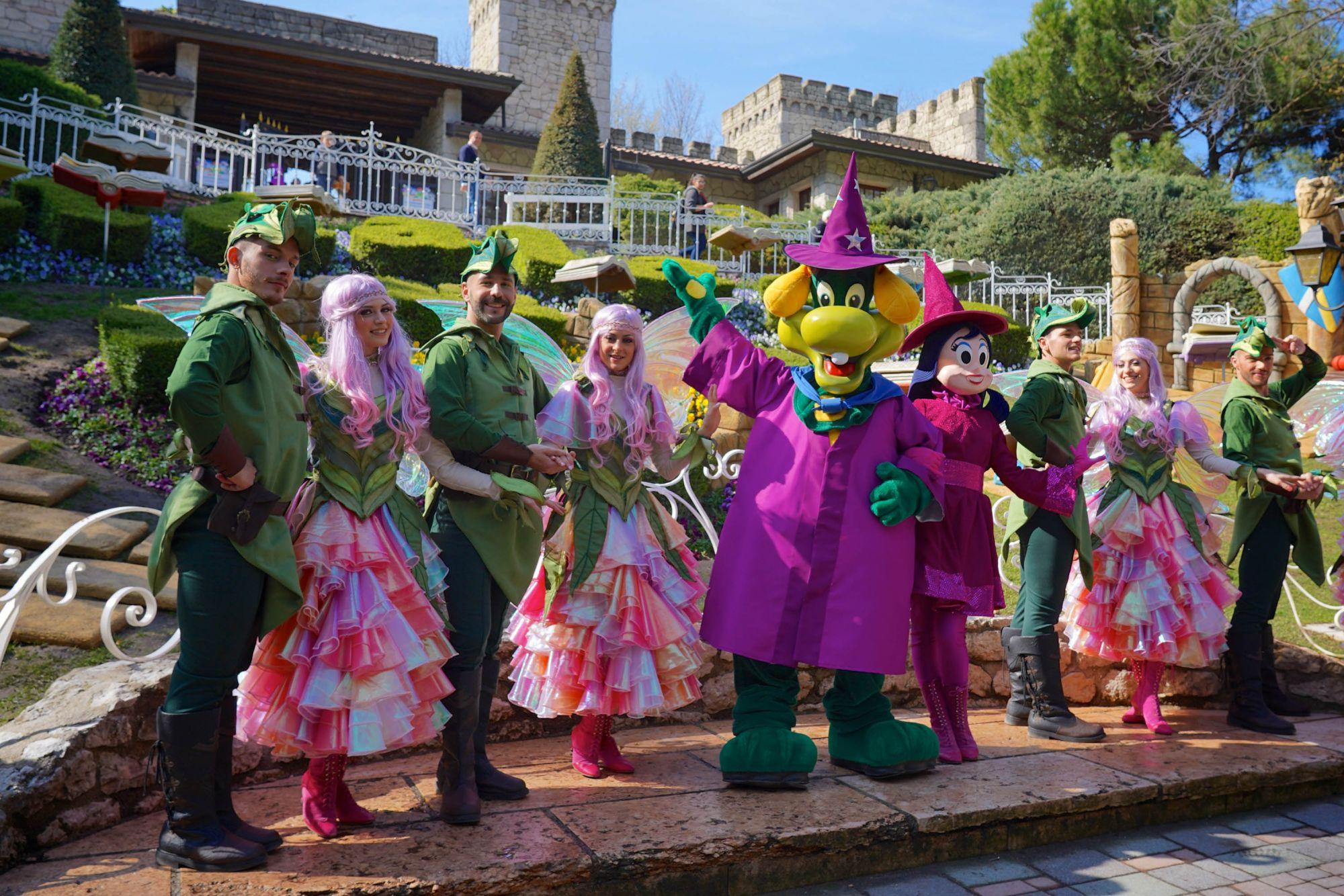 Gardaland è Iniziato Year Of Magic Parksmania