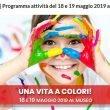 """Città della Scienza: """"Una Vita a Colori"""""""