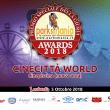 """Il video di CINEPISCINA, """"Premio Speciale della Giuria"""" ai Parksmania Awards 2018"""