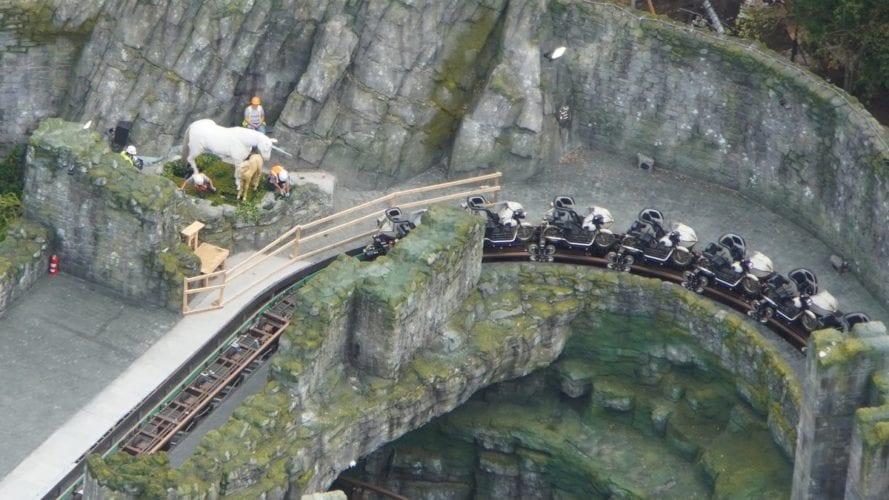 Universal Islands Of Adventure Nuove Foto Di Quot Hagrid S