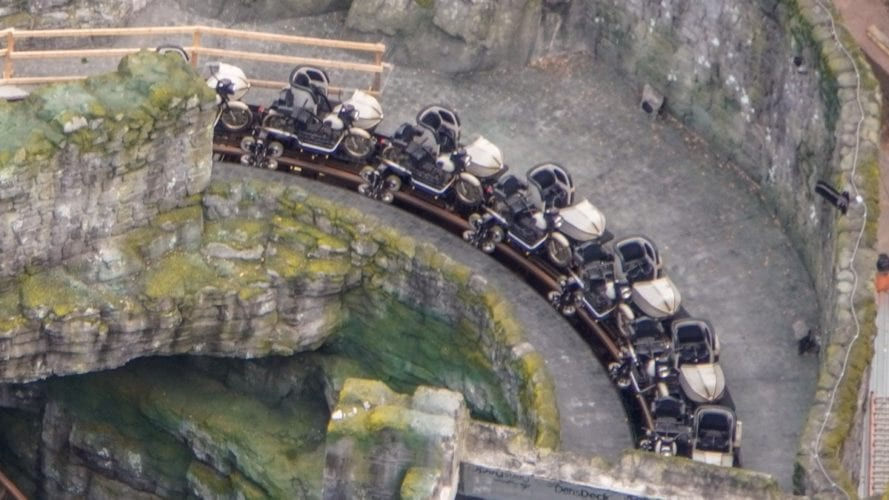 Universal Islands Of Adventure Nuove Foto Di Quot Hagrid S