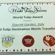 "Parco Giardino Sigurtà: ""World Tulip Award 2019"""