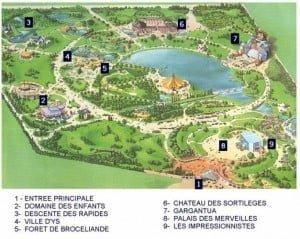 mirapolis mappa