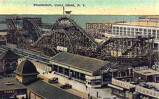 Coney Island First Opened