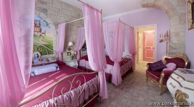 Camere Disneyland Paris : Quando la magia del parco ti segue anche in camera da letto parksmania